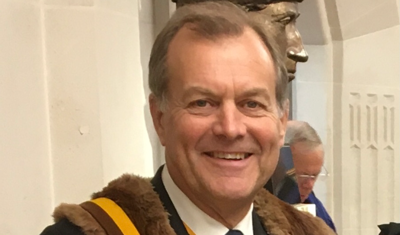 New Master of the Farmers' Company